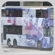UU8290 @ 886 由 Fai0502 於 沙田馬場巴士總站入站梯(馬場入站梯)拍攝