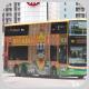 TU9868 @ 37M 由 Gemilang.MAN 於 東涌巴士總站右轉美東街梯(東涌總站出站梯)拍攝