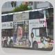 MJ6642 @ 889 由 dennisying 於 大埔公路沙田段右轉沙田馬場入站梯(沙田馬場巴士總站入站梯)拍攝