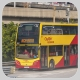 SP9607 @ A12 由 KE7066 於 暢旺路天橋右轉巴士專線門(暢旺路落巴士專線門)拍攝