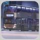 LE4612 @ 258D 由 Tv3039&KN4257 於 藍田鐵路站巴士總站出坑門(藍田鐵路站出坑門)拍攝
