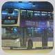 LB9087 @ 283 由 小雲 於 沙田市中心巴士總站 U-turn 門(沙中 U-turn 門)拍攝