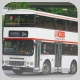 JC3853 @ 234A 由 GK2508~FY6264 於 荃灣西鐵路站總站入站荃灣西D出口對出門(荃灣西D出口門)拍攝