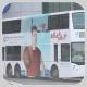 LB7856 @ 68X 由 GK2508~FY6264 於 渡華路左轉入佐敦渡華路巴士總站梯(渡華路入站梯)拍攝