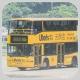 JR8733 @ 61M 由 顯田村必需按鐘下車 於 青山公路大欖段右轉小欖巴士總站門(入小欖巴士總站門)拍攝