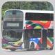 PH6346 @ 5 由 LV7106 於 蒲崗村道北行右轉富山巴士總站門(富山入站門)拍攝
