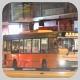 HZ2416 @ N691 由 LP1113 於 軒尼斯道東行面向杜老誌道分站梯(軒尼斯杜老誌道梯)拍攝