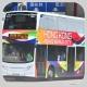 SB1285 @ 962P 由 賽馬山榮譽巴膠 於 干諾道西東行企西消防街巴士站門(西區公園門)拍攝