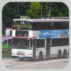 GW2410 @ 38A 由 GZ9426 於 荔枝角道右轉美孚巴士總站入站門(美孚巴總入站門)拍攝