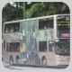 JF1263 @ 678 由 水彩畫家 於 一鳴路牽晴間巴士站梯(牽晴間梯)拍攝