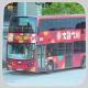 SH6188 @ 869 由 1220KP3470 於 沙田馬場巴士總站入坑尾門(馬場入坑門)拍攝