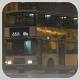 GG8690 @ 61M 由 GK9636 於 葵芳鐵路站巴士總站出坑門(葵芳出坑門)拍攝