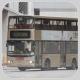 KR2164 @ 61X 由 LL3373 於 河傍街右轉屯門西鐵站巴士總站門(屯門西鐵站門)拍攝