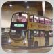 PW102 @ 82X 由 九龍灣廠兩軸車仔 於 鑽石山鐵路站巴士總站左轉龍蟠街門(出鑽地巴士總站門)拍攝
