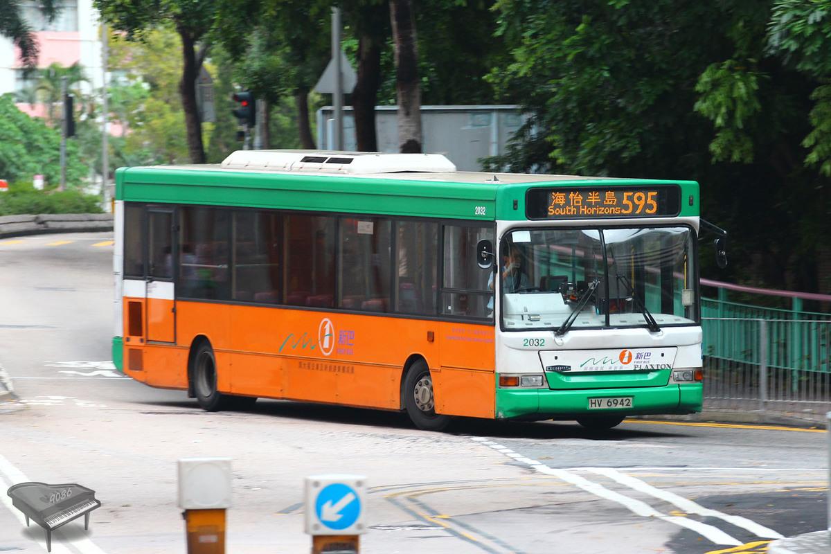 新巴(海怡半岛66香港仔)摄影资料 | buscess 香港