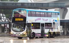 SR8808 @ 269C 由 紅磡巴膠 於 觀塘碼頭巴士總站入坑門(觀塘碼頭入坑門)拍攝
