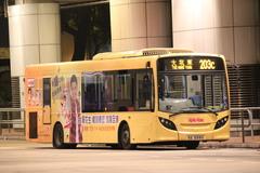 SE5580 @ 203C 由 肥迪 於 麼地道巴士總站上客坑梯(麼地道上客坑梯)拍攝