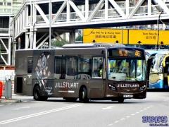 SF5443 @ 46 由 8869 於 佐敦渡華路巴士總站出站梯(佐渡出站梯)拍攝