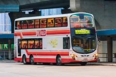 PZ8904 @ 93A 由 米奇 於 觀塘碼頭巴士總站坑尾梯(觀塘碼頭坑尾梯)拍攝