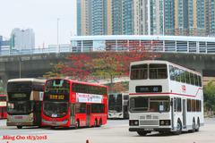 DX2437 @ 40 , VC2590 @ 102 , PC2872 @ 6F 由 Ming Cho 於 九巴月輪街車廠右轉寶輪街梯( 月
