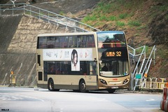 RW5782 @ 32 由 水彩畫家 於 象山邨西路左轉臨時調頭路梯 (入象山調頭梯 )拍攝