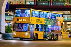 SE3989 @ 182 由 CTC 於 港澳碼頭巴士總站出站左轉干諾道中門(港澳碼頭出站門)拍攝