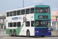 FZ8158 @ 11B 由 8584 . 3708 於 九龍城碼頭巴士總站落客站梯(九碼落客站梯)拍攝