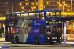 HR2174 @ E22A 由 TL1501 於 機場博覽館巴士總站面向航展道梯(博覽館E22系梯)拍攝