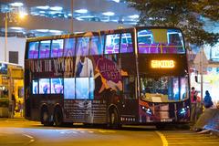 TL8662 @ OTHER 由 CTC 於 南安里面向筲箕灣巴士總站梯(南安里梯)拍攝