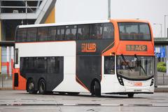 UD8843 @ A43P 由 AP15 於 機場博覽館巴士總站面向航展道梯(博覽館E22系梯)拍攝