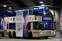 柏景灣巴士總站出坑梯