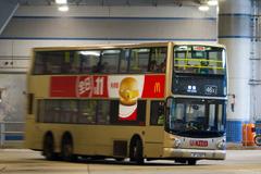 JF6587 @ 46X 由 hingng715 於 大圍鐵路站巴士總站面向46S總站梯(46S總站梯)拍攝