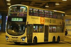 PX9722 @ 265B 由 AndyNX3426 於 柏景灣巴士總站入坑門(柏景灣入坑門)拍攝