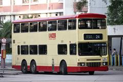 FZ8217 @ 24 由 JY6516 於 啟業巴士總站出站梯(啟業巴總出站梯)拍攝