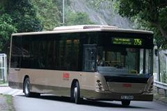 PB7064 @ 275R 由 FY 8389 於 新娘潭巴士總站右轉新娘潭路梯(新娘潭總站出站梯)拍攝