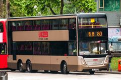 TF6087 @ 80 由 Lρ 4%9 於 顯徑街顯田村巴士站西行梯(顯田村梯)拍攝