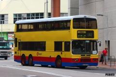 GJ6038 @ 182 由 PS8851 於 愉翠苑巴士總站入站梯(愉翠苑入站梯)拍攝