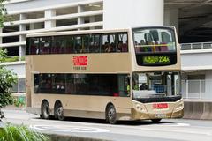 MU4543 @ 234A 由 LM9262 於 屯門公路東行面向翠豐台梯(荃景圍梯)拍攝