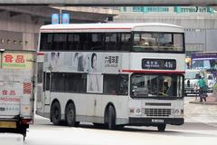 JD4215 @ 41M 由 Fai0502 於 荃灣鐵路站巴士總站右轉西樓角路梯(荃灣鐵路站出站梯)拍攝