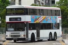 HL8742 @ 46X 由 HR1815  於 大圍鐵路站巴士總站入站門(大火入站門)拍攝