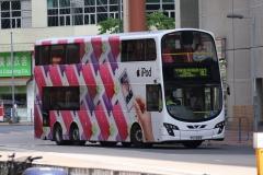 PJ5153 @ 182 由 GR6291 於 愉翠苑巴士總站入站梯(愉翠苑入站梯)拍攝