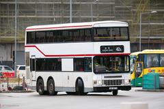 JD4215 @ 42A 由 始至終都係要 於 佐敦渡華路巴士總站出站梯(佐渡出站梯)拍攝