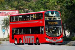 VC5030 @ 68X 由 海星 於 洪福邨巴士總站右轉田心路梯(洪福邨出站梯)拍攝