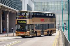 LE4612 @ 60M 由 楊少 於 河傍街右轉屯門西鐵站巴士總站門(屯門西鐵站門)拍攝