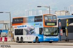 MV6645 @ S64 由 KE7066 於 暢連路面向暢連路巴士站梯(暢連路巴士站梯)拍攝