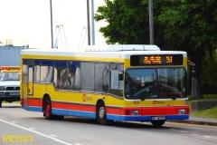 暢連路左轉暢航路巴士專線梯
