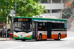 TV8231 @ 81 由 CTC 於 康民街右轉康翠臺巴士站門(康翠臺門)拍攝