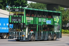 HL9881 @ 32M 由 GK2508~FY6264 於 昌榮路面向青山公路休憩處門(昌榮路門)拍攝