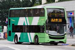 VR1123 @ 38 由 Manhei 於 東涌巴士總站右轉美東街梯(東涌總站出站梯)拍攝