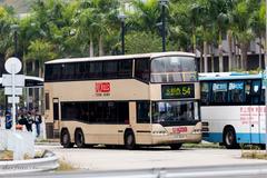 KS2234 @ 54 由 斑馬. 於 錦上路巴士總站落客站梯(錦上路小巴通道梯)拍攝